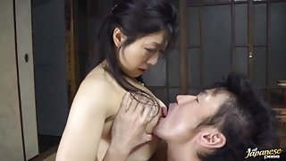 Marture wife with a sexy ass banged Sewaka Hayase