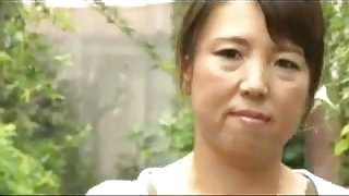 Japanese Boy Came To Look For His Buddy But Found His Sexy Mom