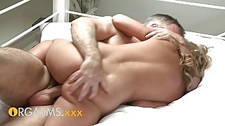 ORGASMS Feelings of real passion experienced intimate sex