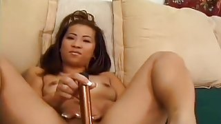 Thai Slut Gets Fucked And Cum Covered